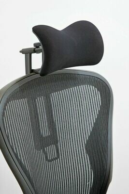Atlas Headrest for Herman Miller Aeron Chair - Fabric