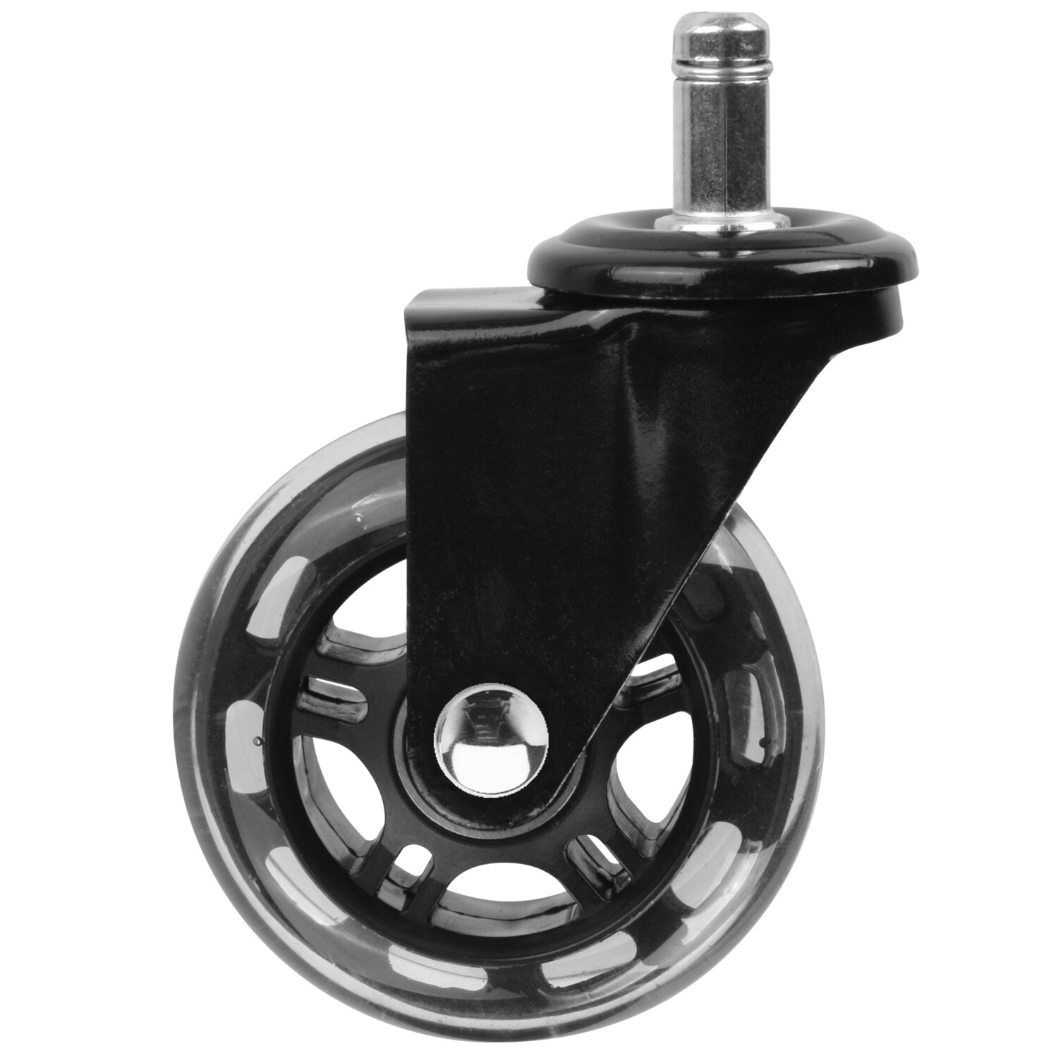 Replacement Rollerblade Casters for Herman Miller Chairs (NON OEM) Set of 5