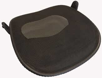 Mirra Chair Fixed Style Replacement Seat Pan - Graphite