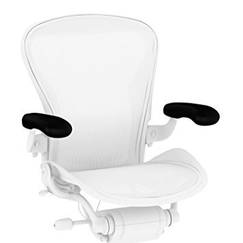 Classic Aeron Chair Standard Armpad - Black - SINGLE