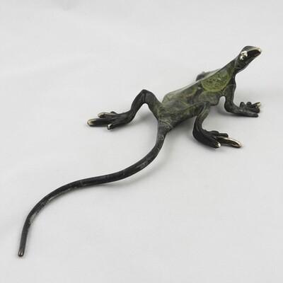 Bronze Lizard, by Michael Storey