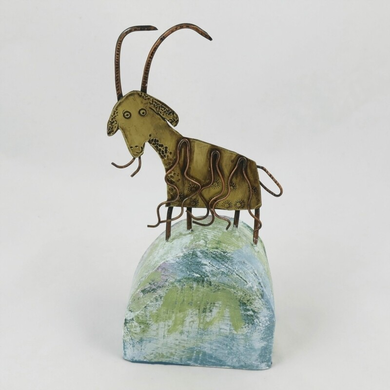 Goat, by Frances Noon