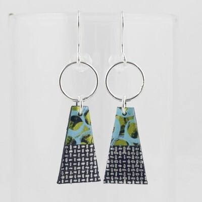 Drop Earrings by Charlotte Doe