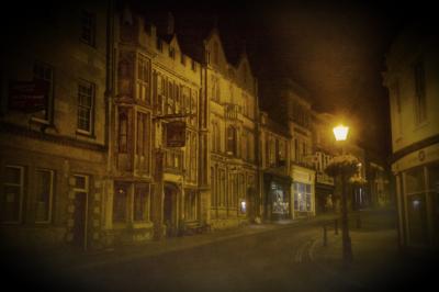 Ghosts of Glastonbury Eerie Escape