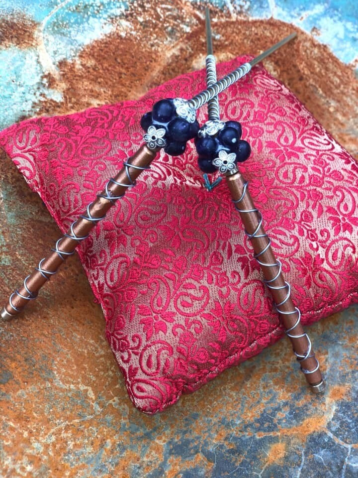 Bespoke Dowsing Rods - design your own!