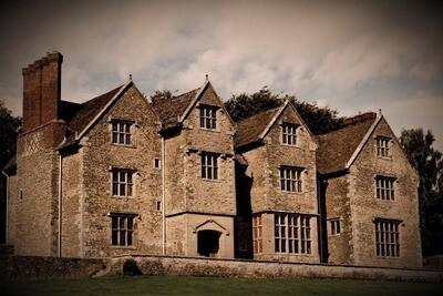 Wilderhope Manor Overnight Ghost Hunt