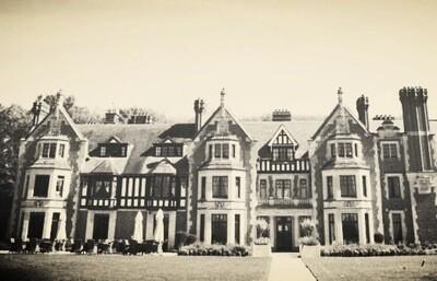 Wood Norton Hall Ghost Hunt