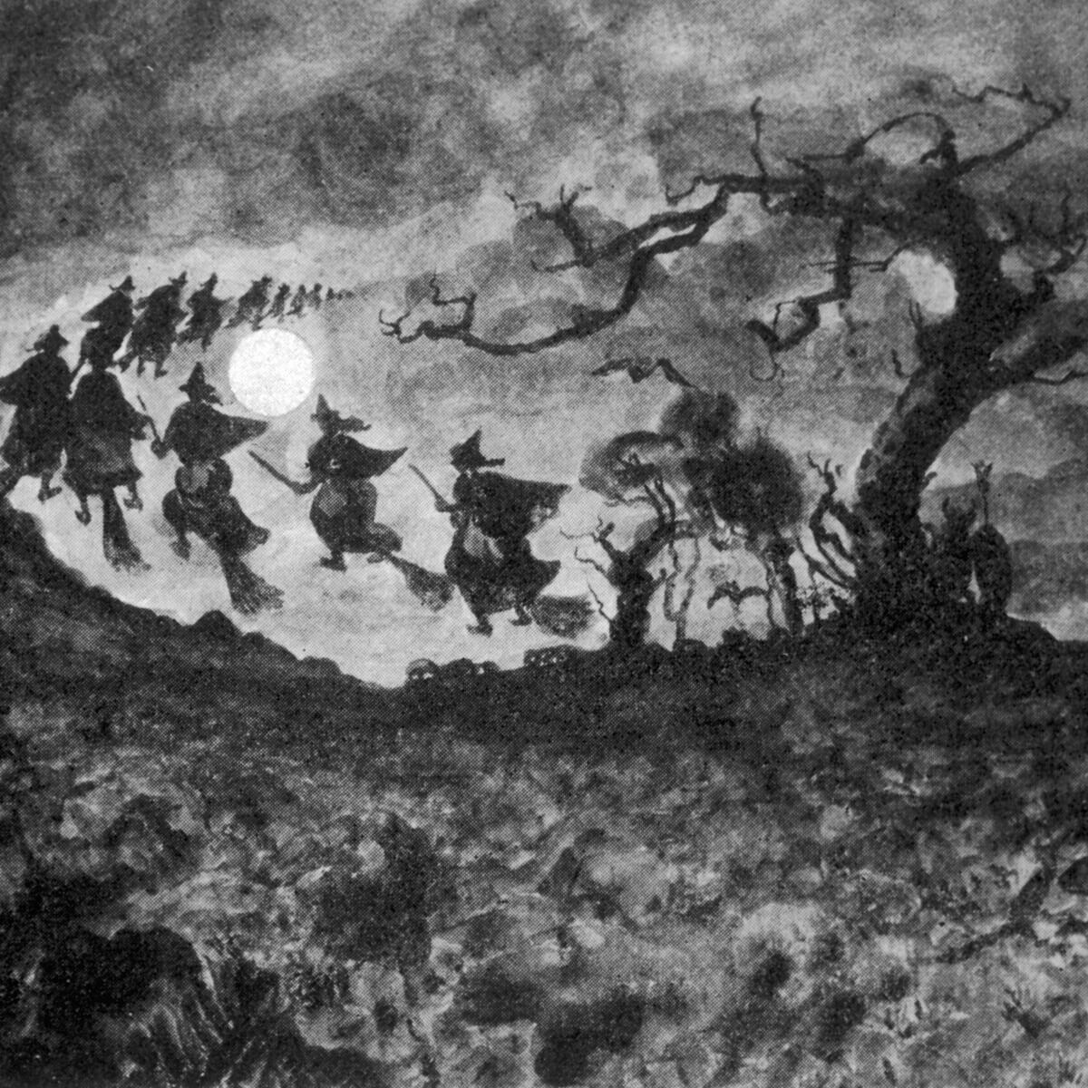 Pendle Witches Eerie Escape