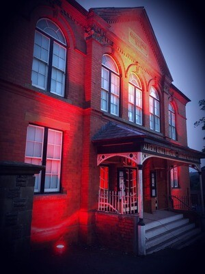The Albert Hall Theatre Ghost Hunt