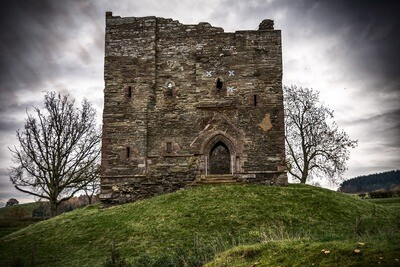 Hopton Castle Investigation - a MUST for history lovers!
