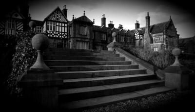 Smithills Hall Ghost Hunt