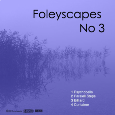 Foleyscapes 3