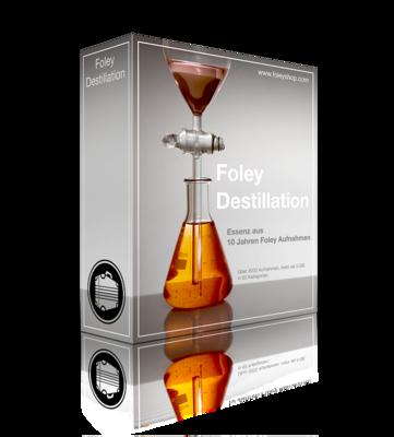 Foley Destillation - Sound Archiv