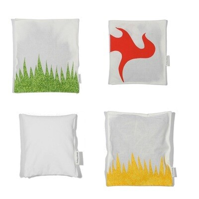 "Substrate Bag Set ""Nature"""