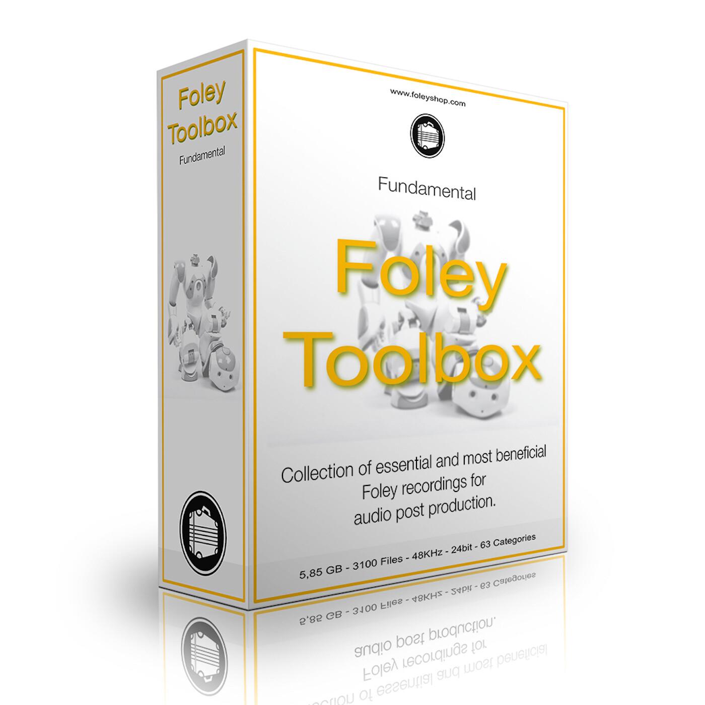 Foley Toolbox