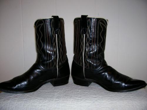 Classic 1950s Durango Rockabilly Boots
