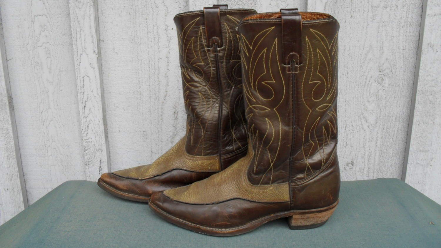 TEXAS boots that remind me why I love Robert Redford and vintage cowboy boots!