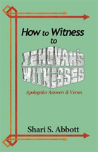How to Witness to Jehovah's Witnesses