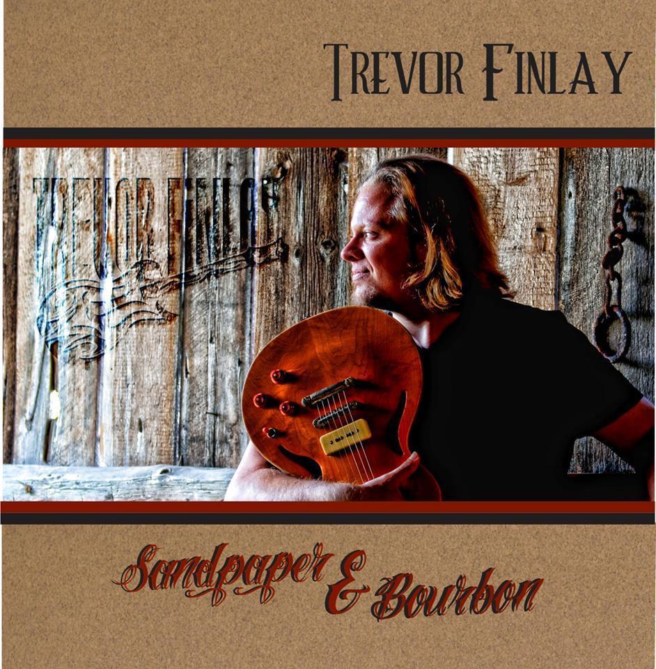 """Autographed """"Sandpaper & Bourbon"""" CD"""