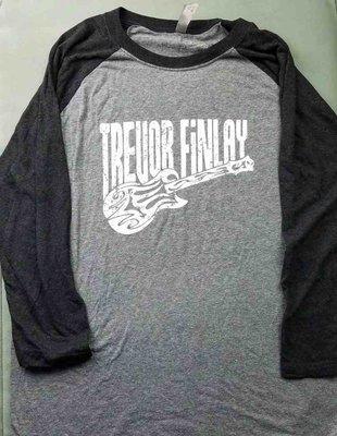 TREVOR FINLAY Baseball T-shirt