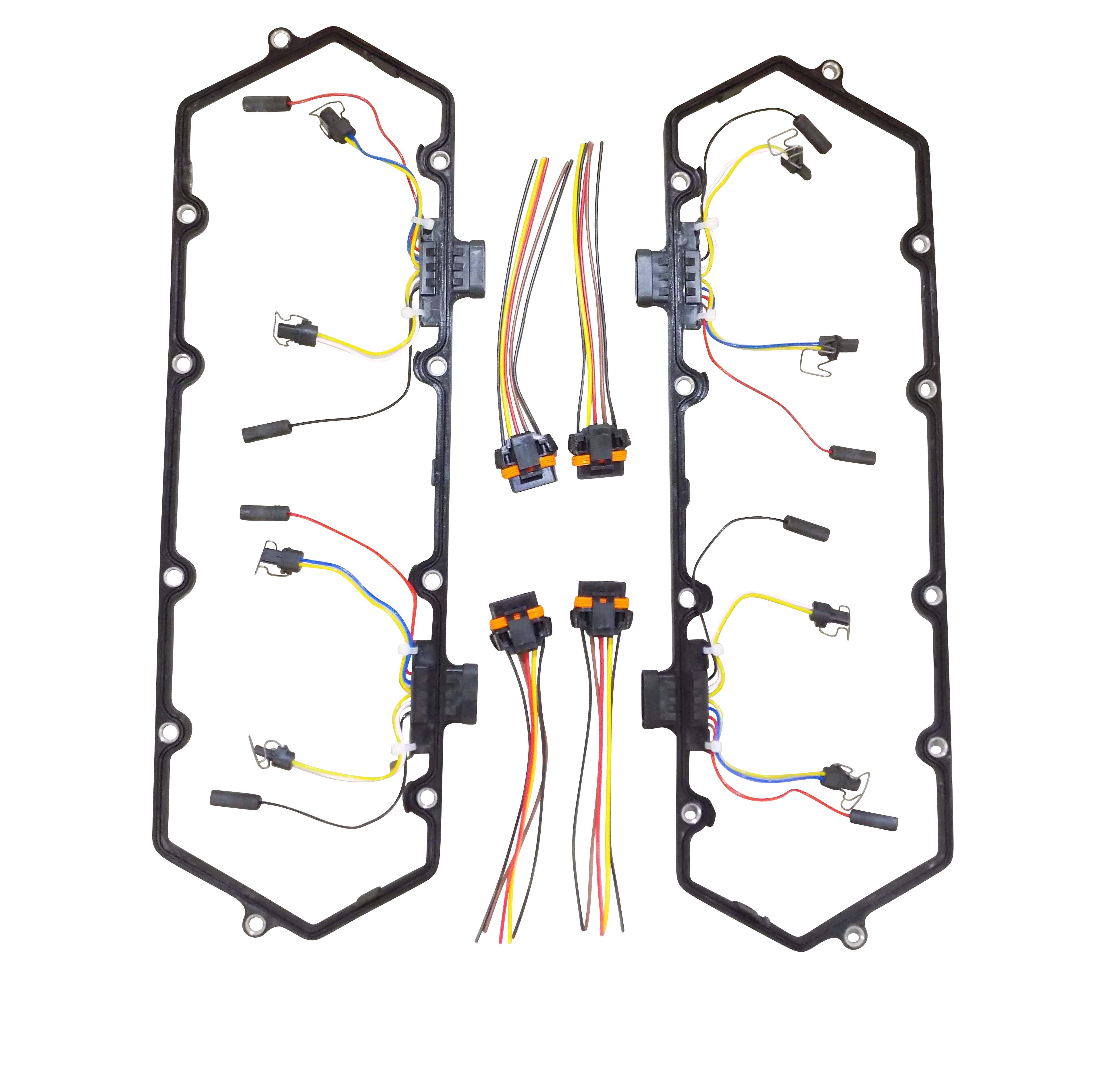Valve Cover Gasket Set & Wiring Pigtail Harnesses w/ Connectors for 7.3l  1994-1997 Ford Powerstroke | Ford Powerstroke – KB Diesel Performance LLC | 97 Powerstroke Valve Cover Wiring And Harness |  | K.B. Diesel Performance