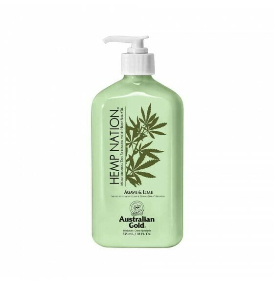 AGAVE & LIME BODY LOTION