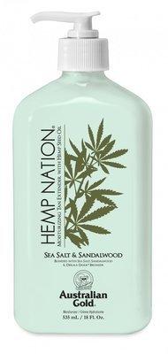 HEMP NATION SEA SALT & SANDALWOOD