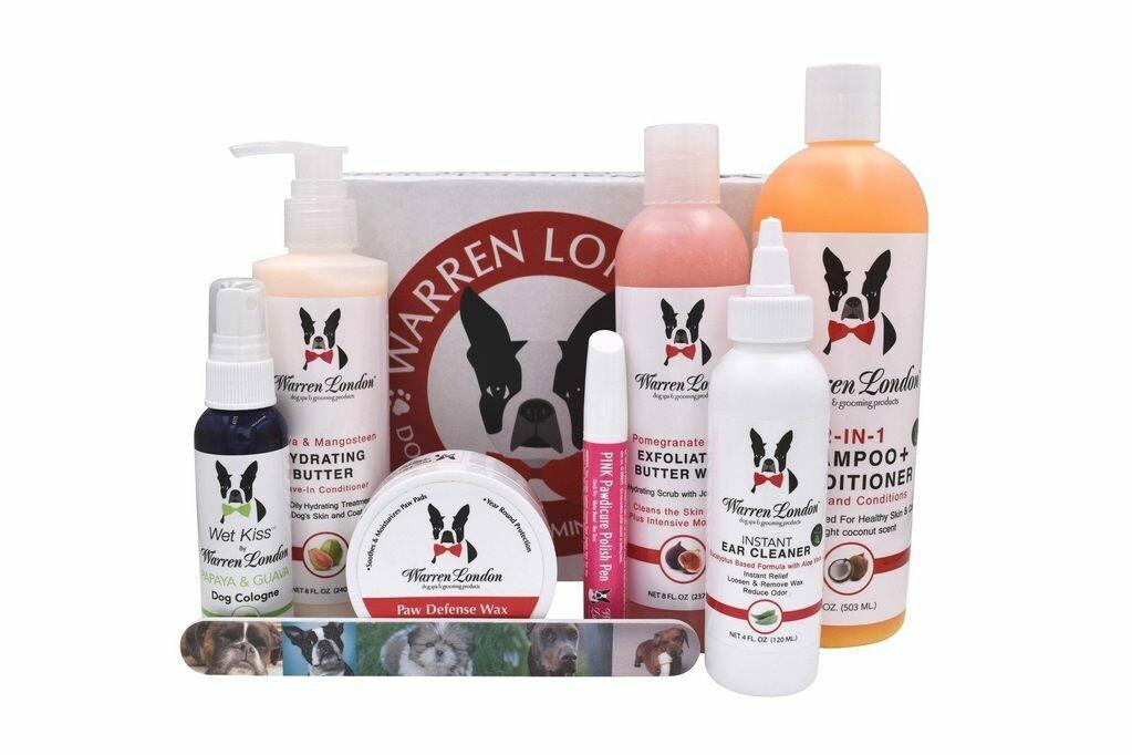 Warren London Dog Spa Gift Box