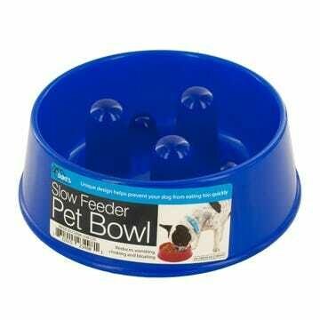 Duke's Slow Feeder Pet Bowl