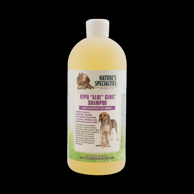 """Nature's Specialties Hypo """"Aloe"""" Genic Shampoo"""