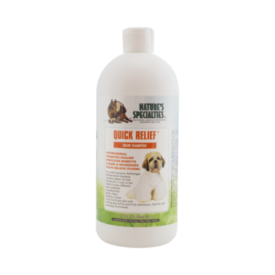 Nature's Specialties Colloidal Oatmeal Shampoo Concentrate Medicated Shampoo