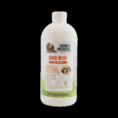 Nature's Specialties Quick Relief Neem Shampoo