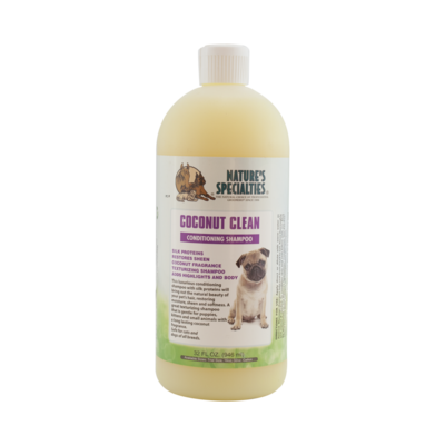 Nature's Specialties Coconut Clean Conditioning Shampoo