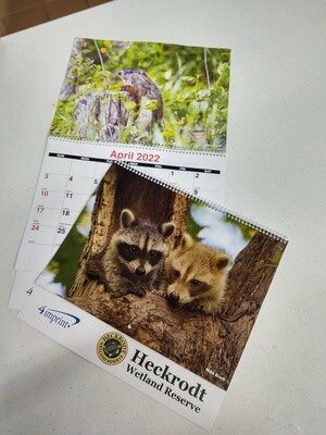 2022 Heckrodt Photo Calendar