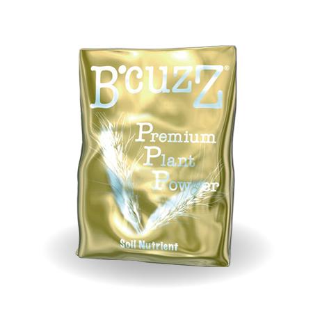 B'cuzz Premium Plant Powder Soil (сухое удобрение для выращивания в земле)