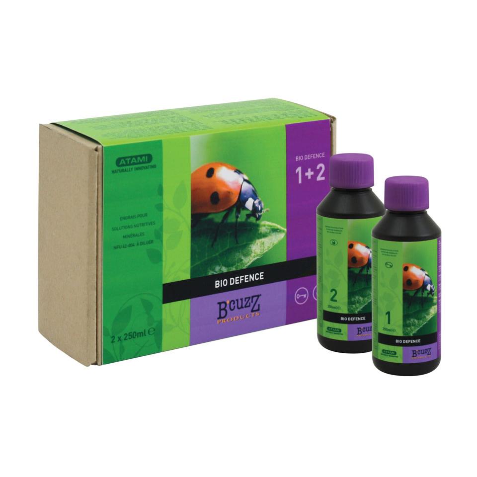 B'cuzz Bio-Defense 1 + 2 (средство для защиты растений от вредителей)
