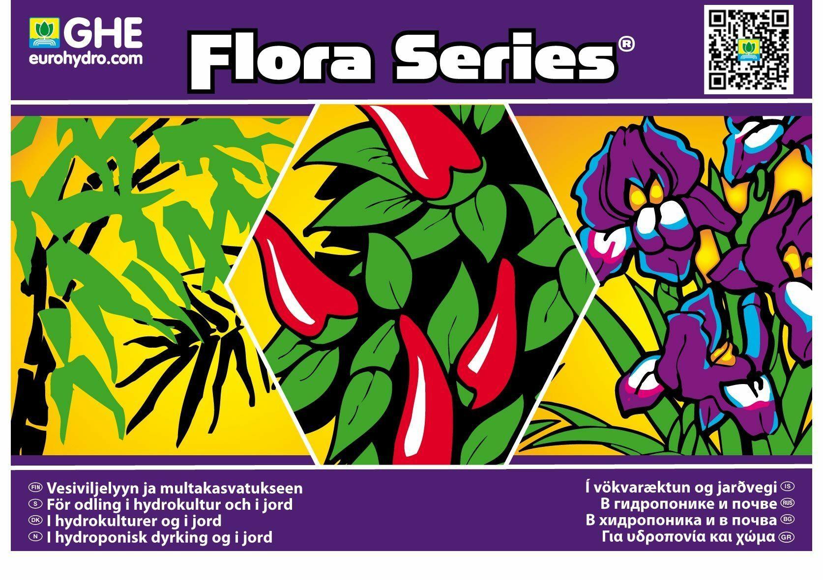 General Hydroponics - FloraKleen (моющий раствор для корней растений )