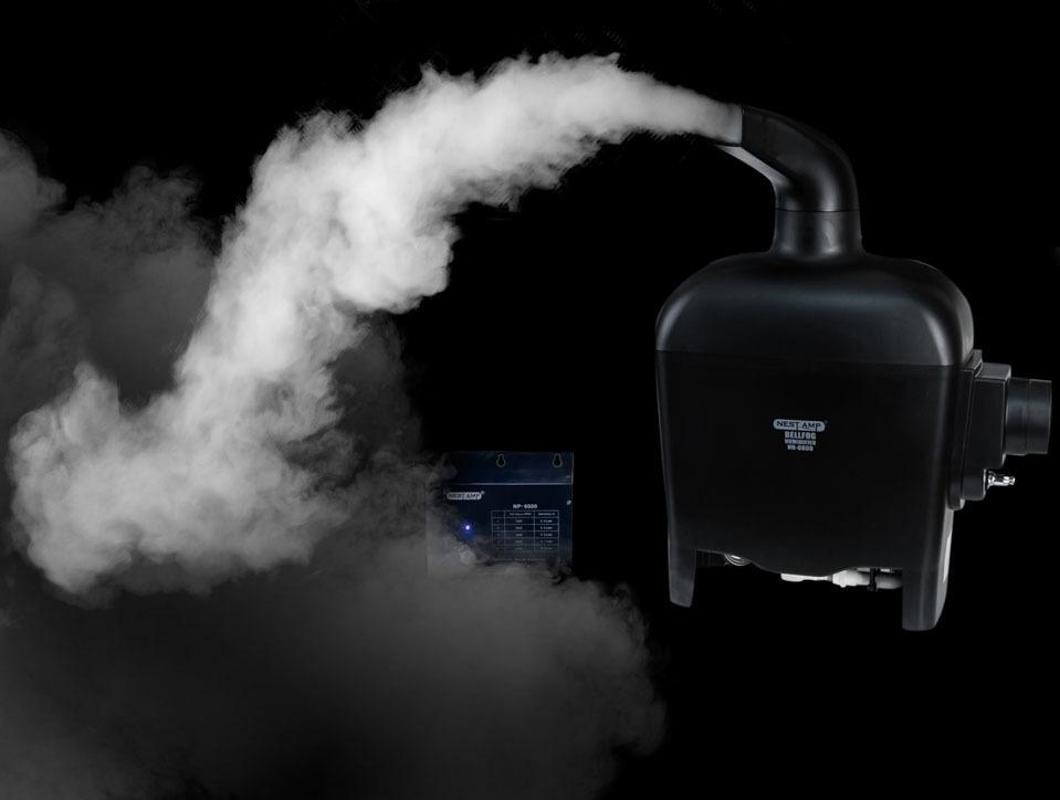 Профессиональный увлажнитель воздуха для теплиц (7 литров в час)