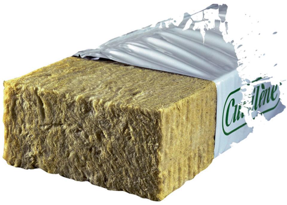 Плита минеральной ваты для выращивания растений (100x15x7.5 см.)