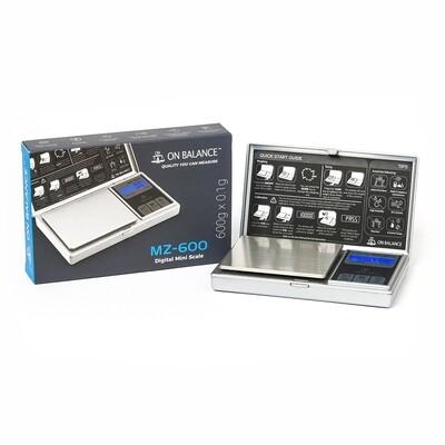 Электронные весы Myco MZ600 (максимальный вес 600 грамм / точность 0.1 грамм) 00851
