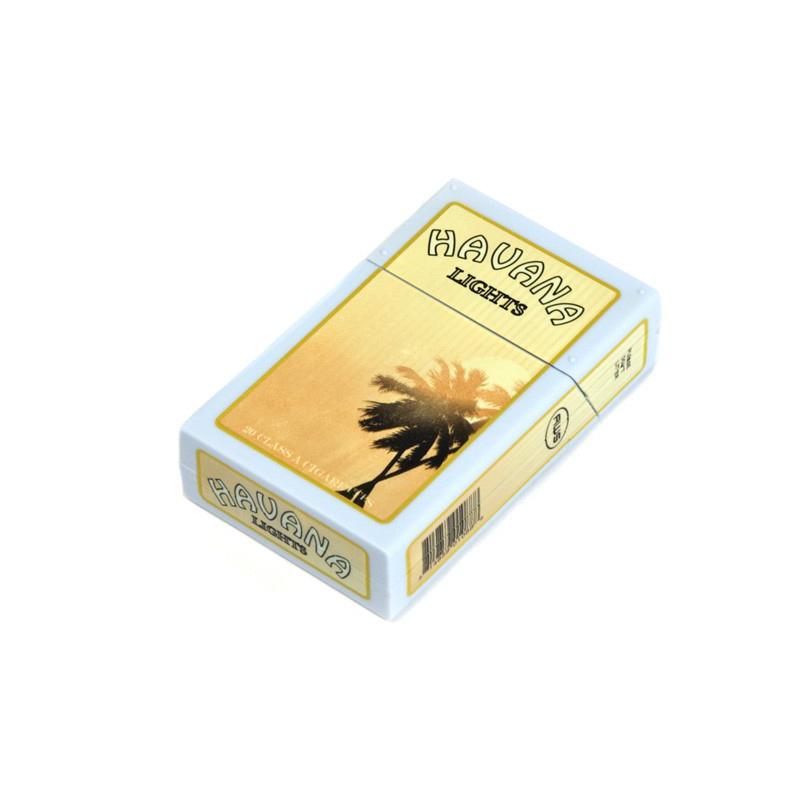 Электронные весы в виде пачки сигарет Havana (максимальный вес 50 грамм/шаг измерения 0.01 грамм)