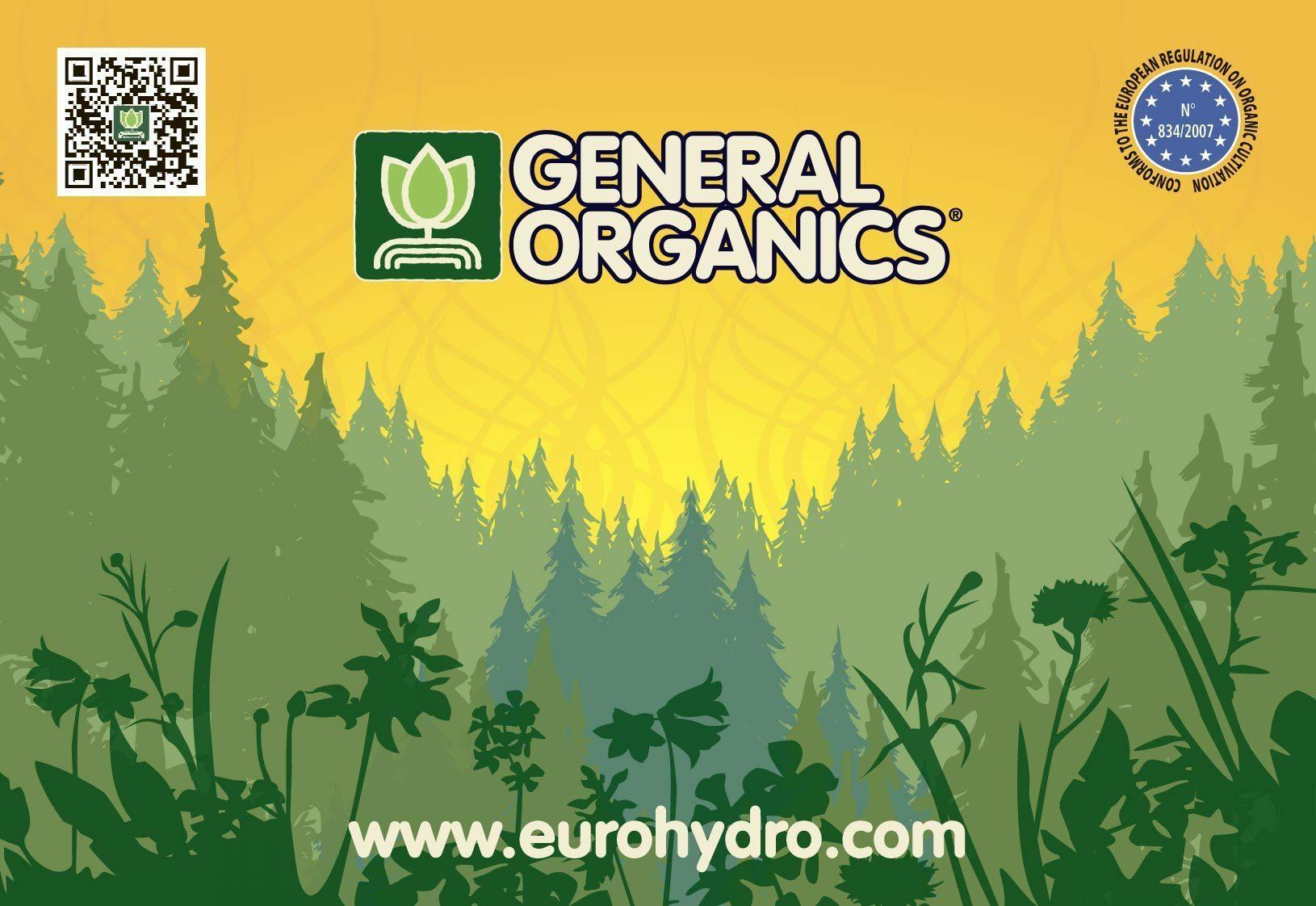 Комплект органических удобрений General Organics