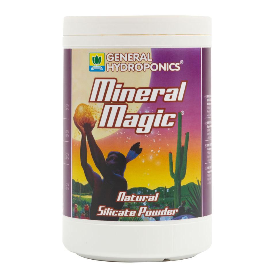 General Hydroponics - Mineral Magic (натуральная органическая добавка)