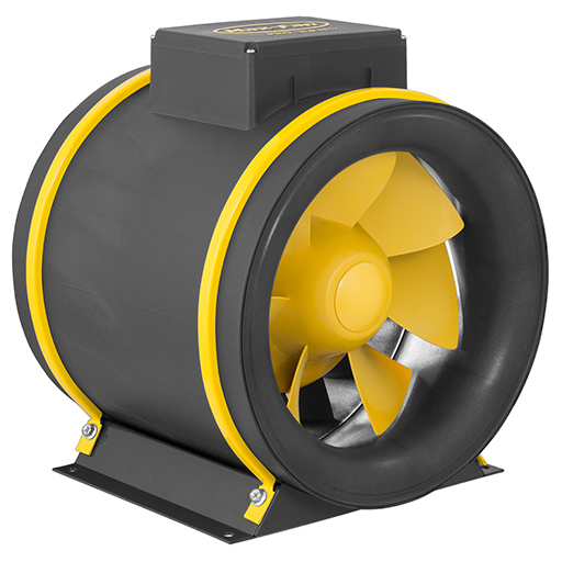 Вентиляторы канальные Max-Fan серия Pro (2 скорости)