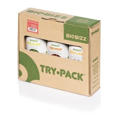 Комплект органических стимуляторов Bio Bizz Try-Pack 07318
