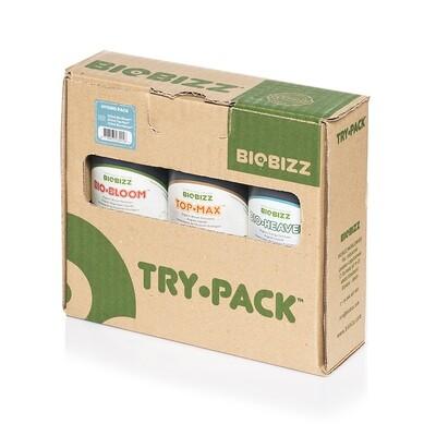 Bio Bizz - Try-Pack Hydro (комплект органических удобрений для гидропоники) 07321