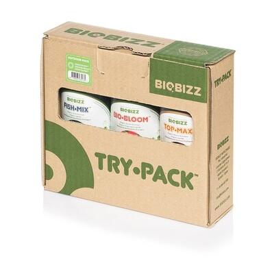 Bio Bizz - Try-Pack Outdoor (комплект органических удобрений для открытого грунта) 07323