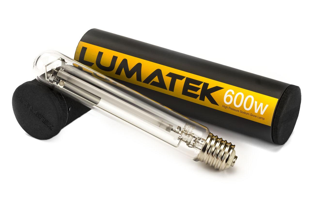 Lumatek HPS Lamp 240V Dual Spectrum (250-400-600-1000W) - натриевые лампы для растений