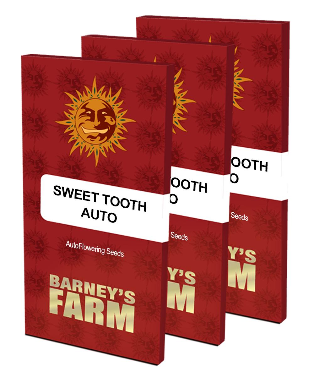 Barney's Farm - Sweet Tooth Auto (auto/fem.)
