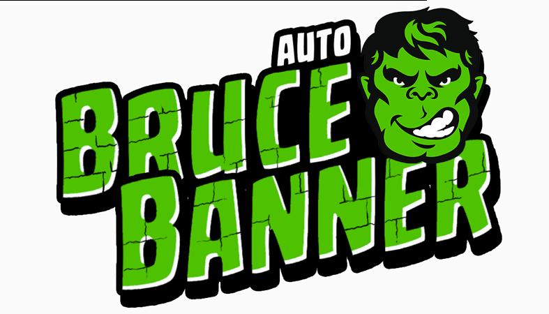 FastBuds - Bruce Banner Auto (auto/fem.)